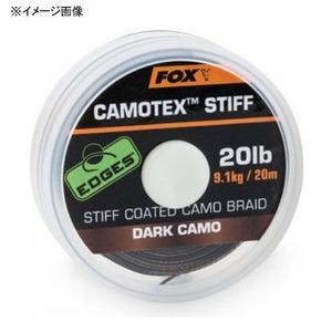 FOX(フォックスインターナショナル) カモテックス ダーク ソフト 20m 道糸100m以下