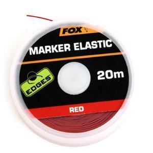FOX(フォックスインターナショナル) マーカーエラスティック 20m レッド