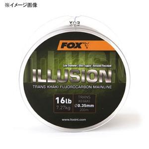 FOX(フォックスインターナショナル)イリュージョン トランズカーキ 600M
