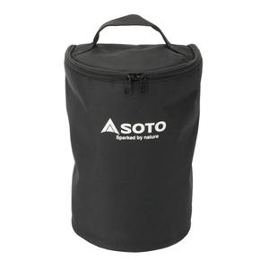 SOTO SOTOランタン用マルチケース ブラック ST-2106