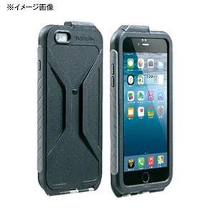 TOPEAK(トピーク) ウェザー プルーフ ライドケース単体 iPhone6+用 ブラック×グレー BAG32000