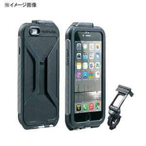 【送料無料】TOPEAK(トピーク) ウェザー プルーフ ライドケースセット iPhone6用 ブラックxグレー BAG32200