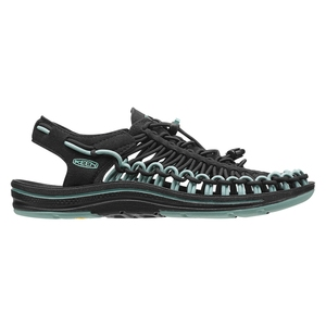 【送料無料】KEEN(キーン) UNEEK(ユニーク) Women's 7/24.0cm BlackxMineral Blue 1013092