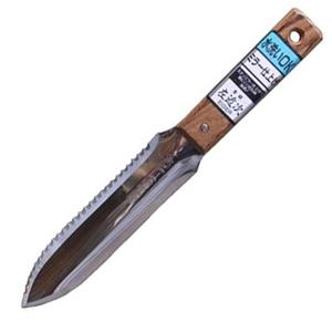 ノーブランド 左近次 山菜ナイフ 刃長185mm