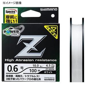 パワープロ Z(POWER PRO Z) 1200m 1.2号/27lb ホワイト