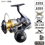 シマノ(SHIMANO) ツインパワーSW 14000XG 03323 10000~20000番