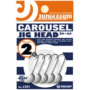 JUNGLEGYM(ジャングルジム) カルーセル 2.0g J301