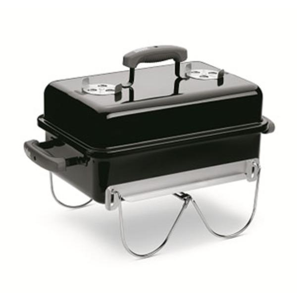 Weber(ウェーバー) チャコールゴーエニィウェアーグリル 12912004 BBQコンロ(脚付き)