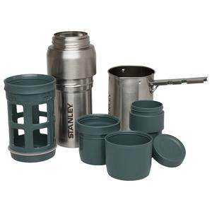 【送料無料】STANLEY(スタンレー) VACUUM CPFFEE STSTEM 真空コーヒーシステム 0.5L シルバー 01698-006