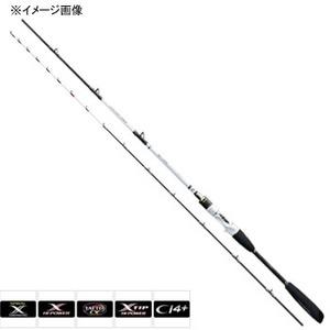 シマノ(SHIMANO) ライトゲームリミテッド 64MH190 24818 並継船竿ガイド付き