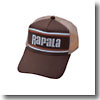 Rapala(ラパラ) Laser Cut Logo Mesh CAP(レーザーカットロゴメッシュキャップ)