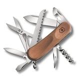 VICTORINOX(ビクトリノックス) 【国内正規品】エボリューションウッド17 2.3911.63 ツールナイフ