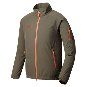 【送料無料】MAMMUT(マムート) Softech Tough Light Jacket Men's S 7249(mangrove) 1010-16270