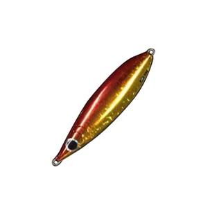 メジャークラフト ジグパラバーチカル スローピッチ 100g #03(レッドxゴールド) JPVSP-100