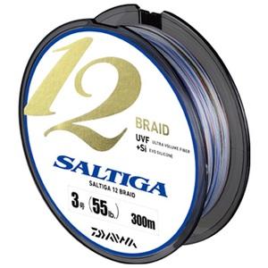 ダイワ(Daiwa) ソルティガ 12ブレイド 300m 04625998 ジギング用PEライン