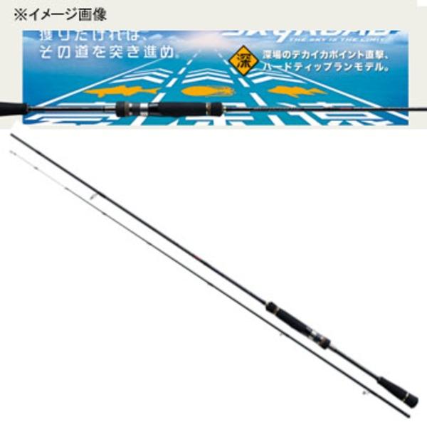 メジャークラフト スカイロード SKR-S672EX/TR ティップラン用ロッド