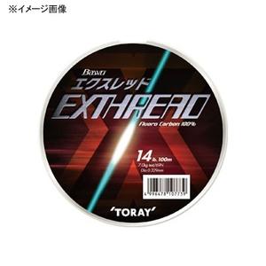 東レモノフィラメント(TORAY) BAWO EXTHREAD(バウオ エクスレッド)