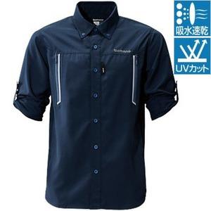 シマノ(SHIMANO)SH-099N シマノ エアベンチ フィッシング シャツ