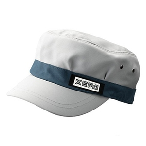 CA-257N XEFO・WIND FIT Work Cap(ウィンドフィット ワークキャップ) フリー チタングレー