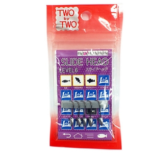 TWO by TWO LEVEL6 スライドヘッド