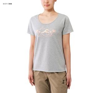 Columbia(コロンビア) グロッタグローブウィメンズTシャツ L 039(Columbia Grey) PL2443
