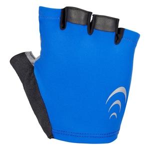 C3フィット(C3fit) 3PADハーフフィンガーグローブ XL (B)ブルー 3F25153