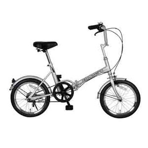 ミムゴ FIELD CHAMP365 FDB16【代引不可】 No 72750 16インチ折りたたみ自転車