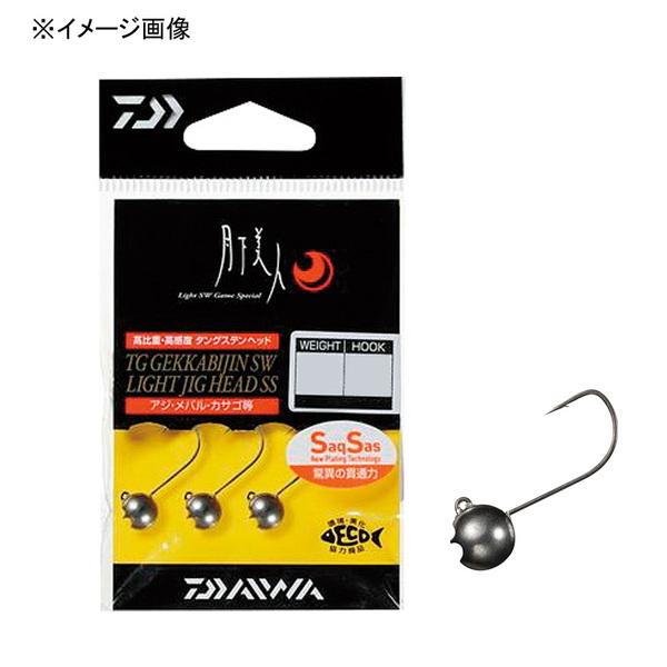 ダイワ(Daiwa) TG 月下美人 SWライトジグヘッドSS 07103890 ワームフック(ライトソルト用)