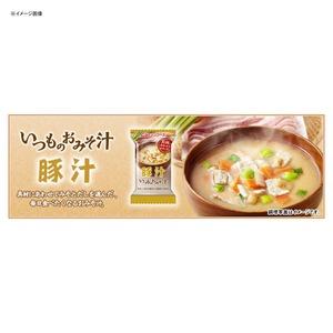 アマノフーズ(AMANO FOODS) いつものおみそ汁 豚汁 77256 みそ汁・吸い物