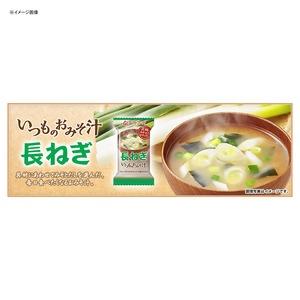 アマノフーズ(AMANO FOODS) いつものおみそ汁 長ねぎ 長ねぎ 76906