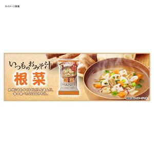 アマノフーズ(AMANO FOODS) いつものおみそ汁 根菜 根菜 76910