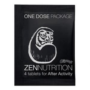 ゼンニュートリション(ZEN NUTRITION) AFTER ダルマ(4粒) 180332 エナジー&リカバリー
