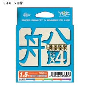 YGKよつあみ ヴェラガス船 X4 150m 1.2号/20lb