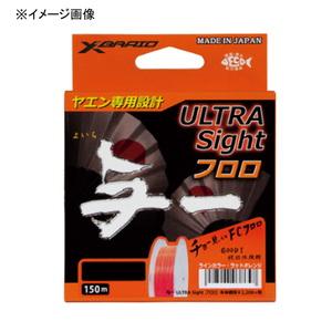 YGKよつあみ 与一 ULTRA Sight 150m ライトゲーム用フロロライン