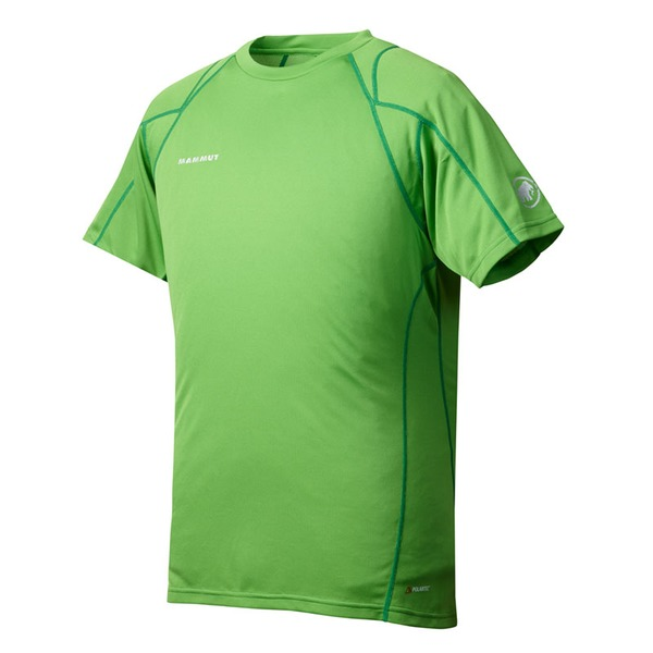 MAMMUT(マムート) Element T-shirts Men 1041-06610 メンズ速乾性半袖Tシャツ
