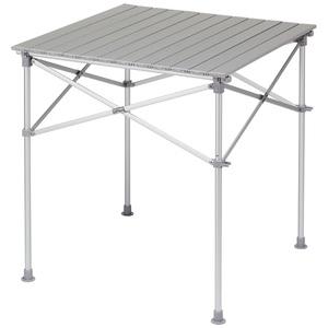 【送料無料】BUNDOK(バンドック) アルミロールテーブル 70x70cm レジャーテーブル BD-218