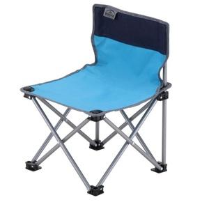 BUNDOK(バンドック) アクションチェア レジャー/キャンプチェアー 収納袋付き BD-138BL 座椅子&コンパクトチェア