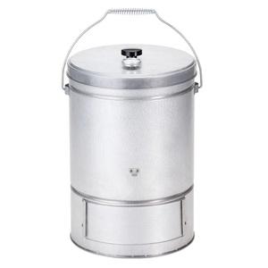 BUNDOK(バンドック) スモーク缶 温度計付 燻製コンロ 3段式でまとめて燻る BD-439 BBQ&七輪&焚火台アクセサリー