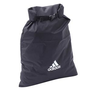 【送料無料】adidas(アディダス) アディゼロ 防水袋(スタッフバッグ) S04921(ブラックxホワイト) JEF60