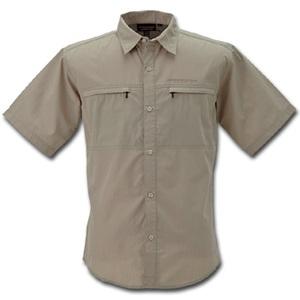 フリーノット(FREE KNOT) BOWBUWN(ボウブン) ライトフィールドシャツショートスリーブ Y1432 フィッシングシャツ