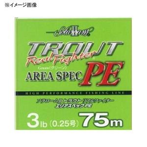 東レインターナショナル(TORAY)ソラローム トラウトリアルファイター エリアスペックPE 75m
