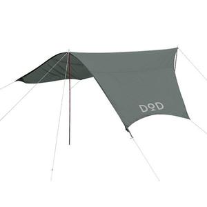 D.O.D(ドッペルギャンガーアウトドア)ライダーズコンフォートタープ バイク乗り最適キャンプ用タープ