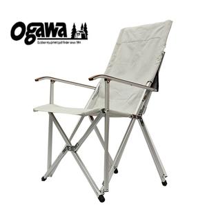 小川キャンパル(OGAWA CAMPAL)ハイバックチェア コットン