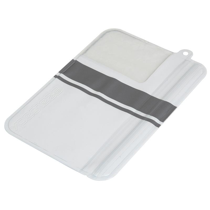 GIZA PRODUCTS(ギザプロダクツ) シールパック L WHT BAG33201