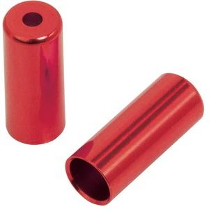 GIZA PRODUCTS(ギザプロダクツ) YZ-15575-80 カラー ブレーキ アウターキャップ RED YCB00403
