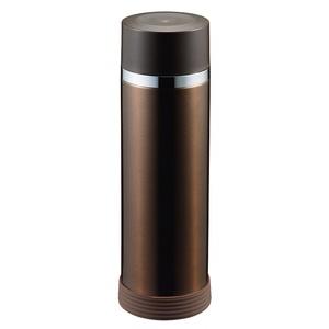 パール金属 カフェマグリッチ アイスストッパーマグ 内面ふっ素加工 300ml ブロンズ HB-638