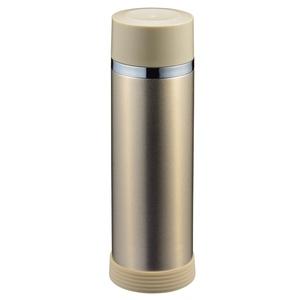 パール金属 カフェマグリッチ アイスストッパーマグ 内面ふっ素加工 300ml シャンパン HB-639