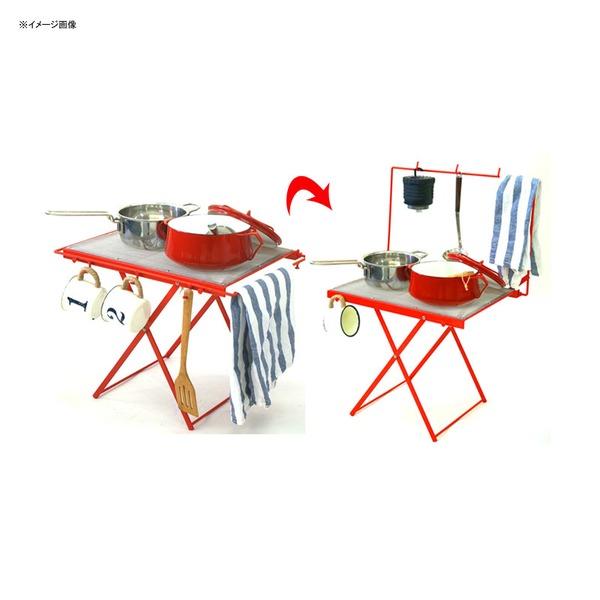 ネイチャートーンズ(NATURE TONES) ワイヤーメッシュワイドテーブル WTW キッチンテーブル