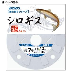 モーリス(MORRIS) バリバス シロギス 仕掛け 東京湾専用 鈎7/ハリス1 VAS-82