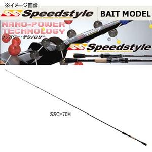 メジャークラフト スピードスタイル ベイト SSC-662M